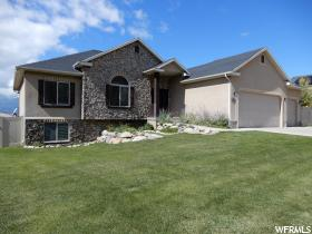 Home for sale at 925 E Mahogany Rdg, Morgan, UT 84050. Listed at 385000 with 4 bedrooms, 2 bathrooms and 3,249 total square feet