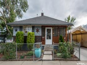 Home for sale at 60 E Wood Ave, Salt Lake City, UT 84115. Listed at 229900 with 2 bedrooms, 2 bathrooms and 822 total square feet