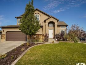 Home for sale at 943 Sam Cir, Clearfield, UT  84015. Listed at 324900 with 3 bedrooms, 4 bathrooms and 2,706 total square feet