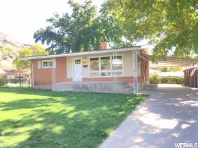 Home for sale at 1541 7th St, Ogden, UT 84404. Listed at 189900 with 3 bedrooms, 2 bathrooms and 1,768 total square feet