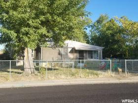 Home for sale at 5635 S 4580 West, Salt Lake City, UT  84118. Listed at 189900 with 3 bedrooms, 1 bathrooms and 1,028 total square feet