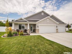 Home for sale at 2588 W 1725 North, Clinton, UT  84015. Listed at 369900 with 2 bedrooms, 2 bathrooms and 2,090 total square feet