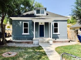Home for sale at 1060 W Pierpont Ave, Salt Lake City, UT  84104. Listed at 219900 with 3 bedrooms, 2 bathrooms and 1,655 total square feet