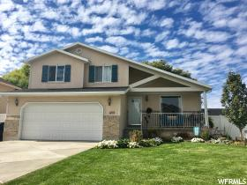 Home for sale at 1131 N 780 West, Clinton, UT  84015. Listed at 260000 with 4 bedrooms, 3 bathrooms and 1,961 total square feet