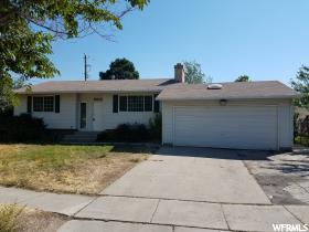 Home for sale at 5809 Tressler Rd, Salt Lake City, UT 84118. Listed at 247500 with 4 bedrooms, 2 bathrooms and 1,970 total square feet