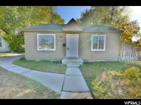 Home for sale at 1299 W 500 South, Salt Lake City, UT 84104. Listed at 224900 with 3 bedrooms, 1 bathrooms and 1,310 total square feet