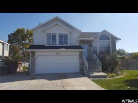 Home for sale at 7927 S 3530 West, West Jordan, UT 84088. Listed at 295000 with 4 bedrooms, 2 bathrooms and 2,174 total square feet