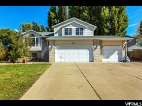 Home for sale at 872 W 1220 North, Clinton, UT 84015. Listed at 310000 with 5 bedrooms, 4 bathrooms and 2,101 total square feet