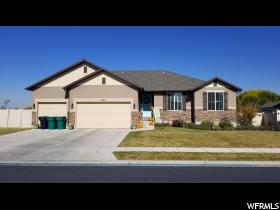 Home for sale at 4676 W 5925 South, Hooper, UT 84315. Listed at 354999 with 5 bedrooms, 2 bathrooms and 3,296 total square feet