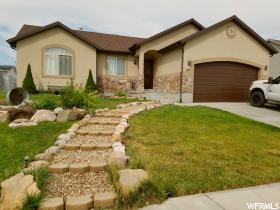 Home for sale at 139 Aspen Way, Grantsville, UT 84029. Listed at 247942 with 5 bedrooms, 3 bathrooms and 2,328 total square feet