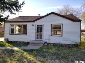 Home for sale at 2611 W 4800 South, Roy, UT  84067. Listed at 180000 with 4 bedrooms, 2 bathrooms and 1,600 total square feet
