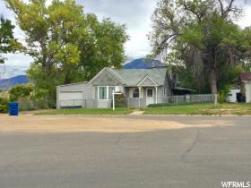 Home for sale at 100 E Center St, Fillmore, UT 84631. Listed at 85000 with 3 bedrooms, 1 bathrooms and 2,128 total square feet