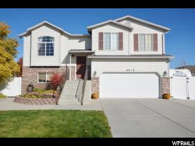 Home for sale at 6016 W Brud Dr, West Valley City, UT 84128. Listed at 280000 with 3 bedrooms, 3 bathrooms and 1,652 total square feet