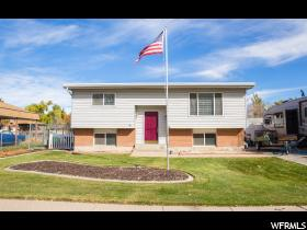 Home for sale at 6757 S Somerset Dr, West Jordan, UT 84084. Listed at 254900 with 4 bedrooms, 2 bathrooms and 1,738 total square feet
