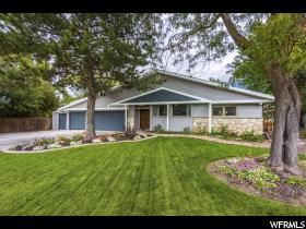 Home for sale at 5827 S Stanida Cir, Holladay, UT  84121. Listed at 550000 with 6 bedrooms, 5 bathrooms and 5,185 total square feet