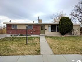 Home for sale at 668 N Ann St, Clearfield, UT 84015. Listed at 175000 with 4 bedrooms, 1 bathrooms and 1,400 total square feet