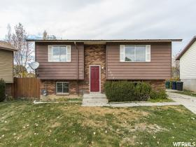 Home for sale at 2377 S 400 West, Clearfield, UT 84015. Listed at 210000 with 4 bedrooms, 2 bathrooms and 1,888 total square feet