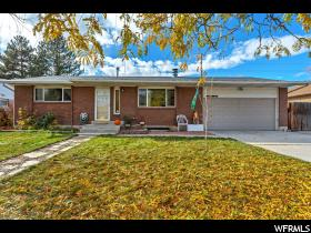 Home for sale at 6450 S Tamra Dr, Taylorsville, UT  84129. Listed at 269900 with 5 bedrooms, 2 bathrooms and 2,072 total square feet
