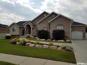 Home for sale at 885 W 2920 South, Syracuse, UT 84075. Listed at 415000 with 6 bedrooms, 3 bathrooms and 3,854 total square feet