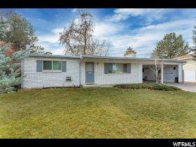 Home for sale at 2841 W Cayenne Dr, Taylorsville, UT  84129. Listed at 249750 with 3 bedrooms, 2 bathrooms and 1,850 total square feet