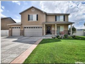 Home for sale at 418 S Water Way Rd, Lehi, UT 84043. Listed at 379900 with 4 bedrooms, 3 bathrooms and 3,576 total square feet