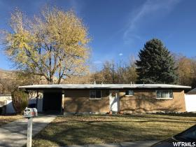 Home for sale at 458 N 750 East, Bountiful, UT 84010. Listed at 228500 with 3 bedrooms, 2 bathrooms and 1,080 total square feet