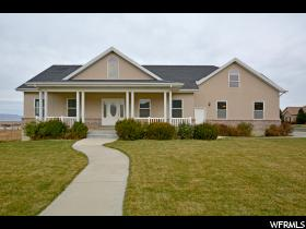Home for sale at 1030 S 350 West, Salem, UT  84653. Listed at 379000 with 4 bedrooms, 2 bathrooms and 4,756 total square feet