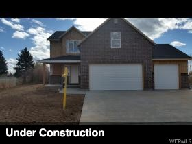 Home for sale at 417 W 1500 North, Harrisville, UT 84404. Listed at 299900 with 4 bedrooms, 3 bathrooms and 1,990 total square feet