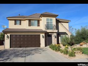 Home for sale at 2671 E 3430 South, St. George, UT 84770. Listed at 337000 with 4 bedrooms, 3 bathrooms and 2,414 total square feet