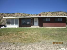 Home for sale at 5123 Hwy 6, Helper, UT 84526. Listed at 150000 with 5 bedrooms, 2 bathrooms and 2,050 total square feet