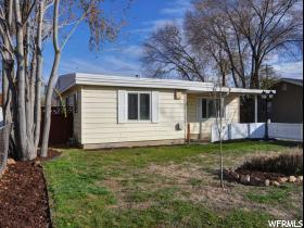 Home for sale at 2891 S 3095 West, Salt Lake City, UT 84119. Listed at 195000 with 3 bedrooms, 1 bathrooms and 952 total square feet