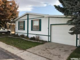 Home for sale at 1111 N 2000 West #256, Farr West, UT 84404. Listed at 44900 with 3 bedrooms, 2 bathrooms and 1,304 total square feet