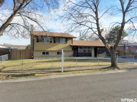 Home for sale at 4621 S Loyola , West Valley City, UT 84120. Listed at 249900 with 4 bedrooms, 3 bathrooms and 2,286 total square feet