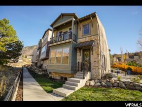 Home for sale at 7392 S Canyon Centre Parkway #13, Cottonwood Heights, UT 84121. Listed at 569900 with 3 bedrooms, 4 bathrooms and 2,485 total square feet