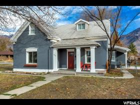 Home for sale at 413 S 500 West, Provo, UT 84601. Listed at 259900 with 3 bedrooms, 1 bathrooms and 1,768 total square feet