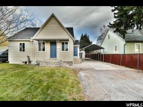 Home for sale at 3133 S 800 East, Salt Lake City, UT 84106. Listed at 345000 with 4 bedrooms, 2 bathrooms and 1,670 total square feet