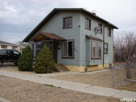 Home for sale at 521 S Carbon Ave, Price, UT  84501. Listed at 63000 with 4 bedrooms, 1 bathrooms and 1,026 total square feet