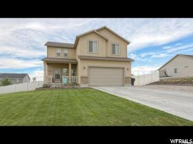 Home for sale at 2837 S 400 West, Vernal, UT  84078. Listed at 259900 with 4 bedrooms, 3 bathrooms and 2,490 total square feet
