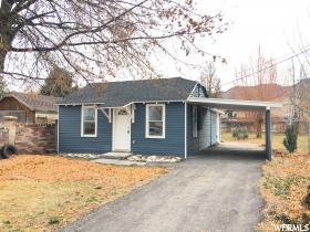Home for sale at 31 S 100 West, Salem, UT  84653. Listed at 179900 with 2 bedrooms, 1 bathrooms and 750 total square feet