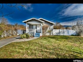 Home for sale at 597 S 100 East, Bountiful, UT 84010. Listed at 239900 with 3 bedrooms, 2 bathrooms and 1,372 total square feet