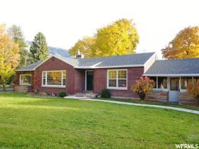 Home for sale at 890 Canyon Rd, Logan, UT  84321. Listed at 289900 with 4 bedrooms, 2 bathrooms and 2,800 total square feet