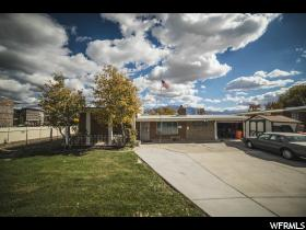 Home for sale at 10879 S Redwood Rd, South Jordan, UT  84095. Listed at 285000 with 4 bedrooms, 2 bathrooms and 2,044 total square feet