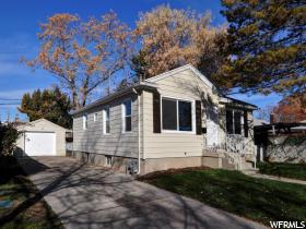 Home for sale at 273 E Rosewood Ave, Salt Lake City, UT  84115. Listed at 254900 with 4 bedrooms, 2 bathrooms and 1,572 total square feet