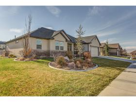 Home for sale at 963 W White Wulff Dr, Bluffdale, UT 84065. Listed at 529900 with 3 bedrooms, 3 bathrooms and 4,222 total square feet