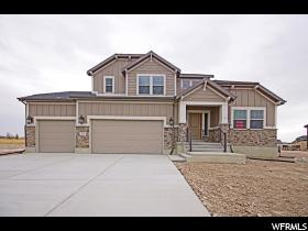 Home for sale at 3433 W Cranefield Rd, Clinton, UT 84015. Listed at 415175 with 3 bedrooms, 3 bathrooms and 3,624 total square feet