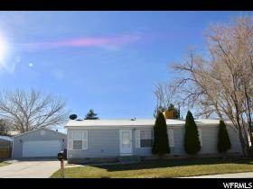 Home for sale at 459 W Richard St, Grantsville, UT 84029. Listed at 175000 with 3 bedrooms, 2 bathrooms and 1,378 total square feet