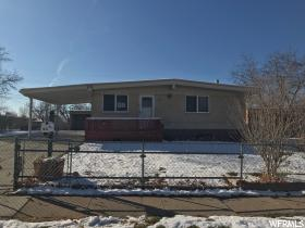 Home for sale at 701 E 800 North, Ogden, UT 84404. Listed at 157000 with 4 bedrooms, 2 bathrooms and 2,294 total square feet