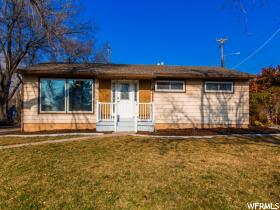 Home for sale at 1287 E Ridgedale Ln, Salt Lake City, UT 84106. Listed at 385000 with 5 bedrooms, 2 bathrooms and 2,288 total square feet