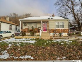 Home for sale at 190 N Harrison Blvd Blvd, Ogden, UT 84404. Listed at 156000 with 3 bedrooms, 1 bathrooms and 1,612 total square feet
