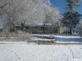 Home for sale at 548 N Main St, Millville, UT  84326. Listed at 230000 with 4 bedrooms, 2 bathrooms and 2,324 total square feet